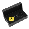 Picture of OPEL key fob, yellow