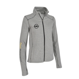 Picture of Ladies' sweatshirt jacket, Motorsport