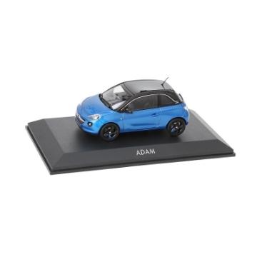 Picture of Opel Adam 1:43, arden blue/onyx black