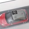 Immagine di Opel Adam 1:43, fire red / light grey