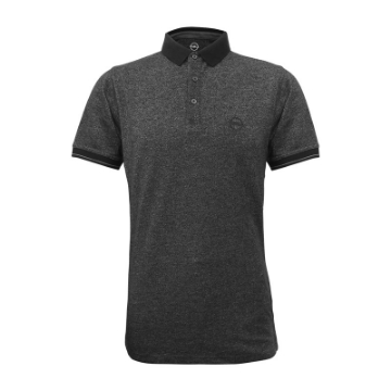 Picture of Men's polo shirt, anthracite