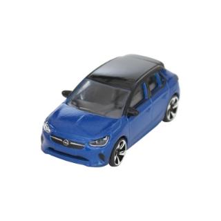 Immagine di Macchinetta giocattolo Corsa blu/nera
