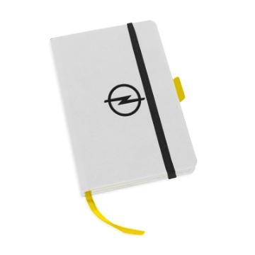 Afbeeldingen van Notizbuch DIN A6, weiß