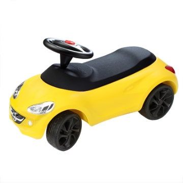 Immagine di Little Adam, yellow, black wheels