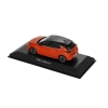 Picture of OPEL Corsa-e, power orange, on a scale of 1:43