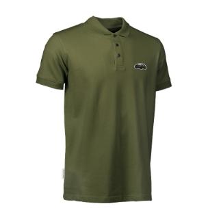 Image sur Polo-Shirt, grün - L